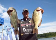 FLW Rayovac Series Day 1 - Kentucky Lake